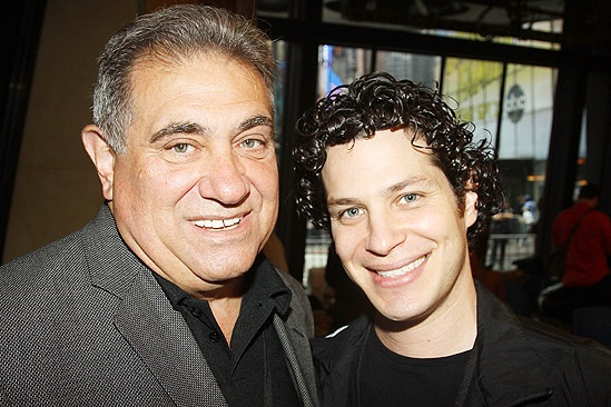 Bway on Bway 2010 - Thomas Kail - Dan Lauria