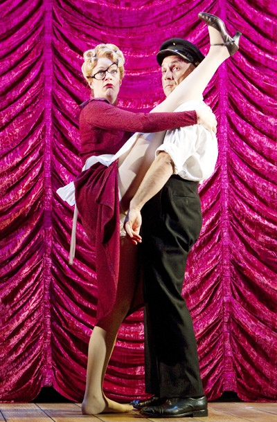 Show Photos - Brief Encounter - Annette McLaughlin - Joseph Alessi