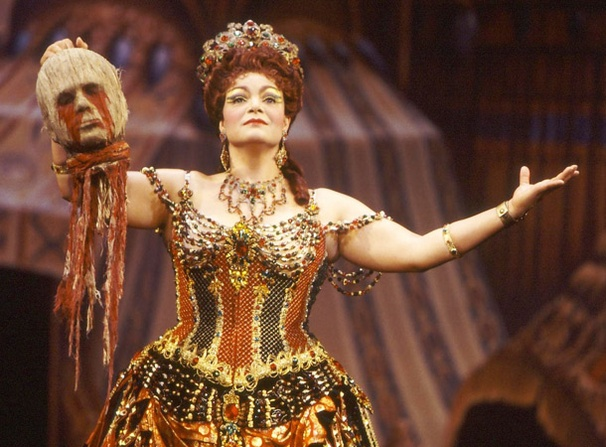 Show Photos - The Phantom of the Opera - Patricia Phillips