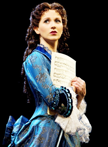 Show Photos - The Phantom of the Opera - Sara Jean Ford