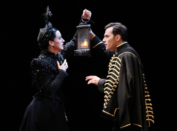 Show Photos - The Phantom of the Opera - Cristin J. Hubbard - Ryan Silverman
