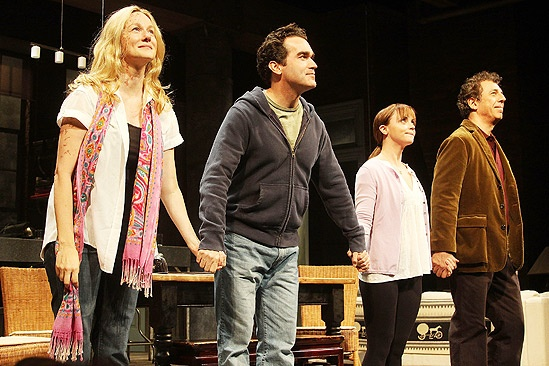 Time Stands Still Re-Opening – Laura Linney – Brian d'Arcy James – Christina Ricci – Eric Bogosian