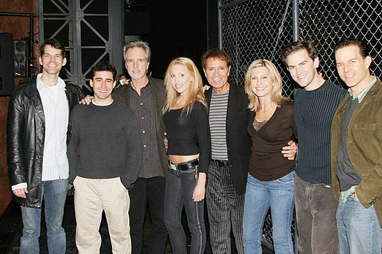 Celebs at Jersey Boys - Olivia Newton-John