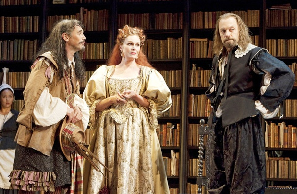 Show Photos - La Bete - Mark Rylance - Joanna Lumley - David Hyde Pierce