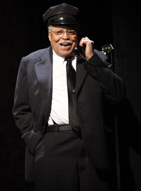 Show Photos - Driving Miss Daisy - James Earl Jones