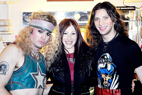 Tiffany at Rock of Ages – Mitchell Jarvis – Tiffany – Joey Taranto