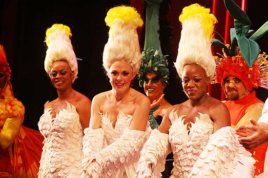 Priscilla Opening in Toronto  cc Jacqueline B. Arnold - Ashley Spencer - Anastacia McCleskey