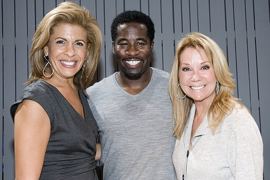 Through Night Kathie Lee – Hoda Kotb – Daniel Beaty -  Kathie Lee Gifford