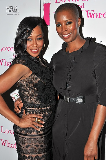Love Loss November – Tichina Arnold – Sidra Smith