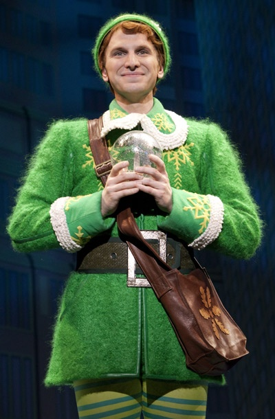 Show Photos - Elf - Sebastian Arcelus