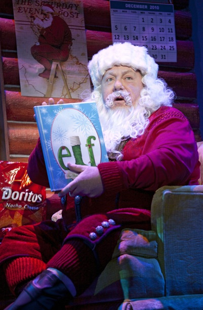 Show Photos - Elf - George Wendt