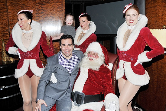 Radio City Christmas – Mario Cantone