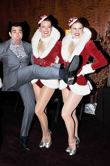 Radio City Christmas – Mario Cantone – 2