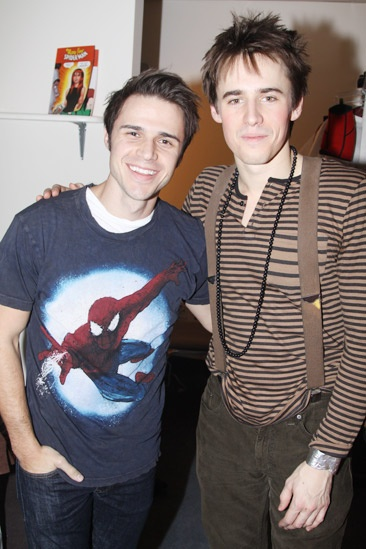 Kris Allen Spiderman  Kris Allen  Reeve Carney