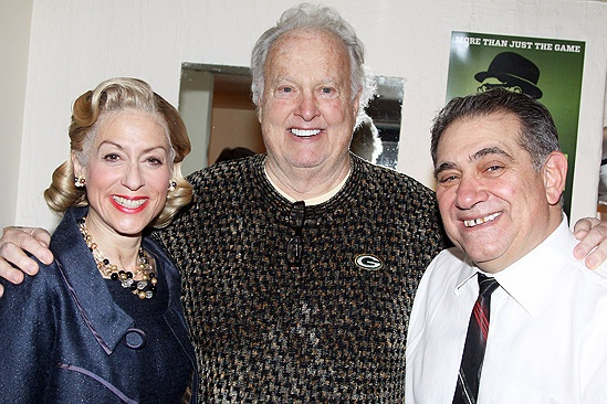 Judith Light - Paul Hornung - Dan Lauria