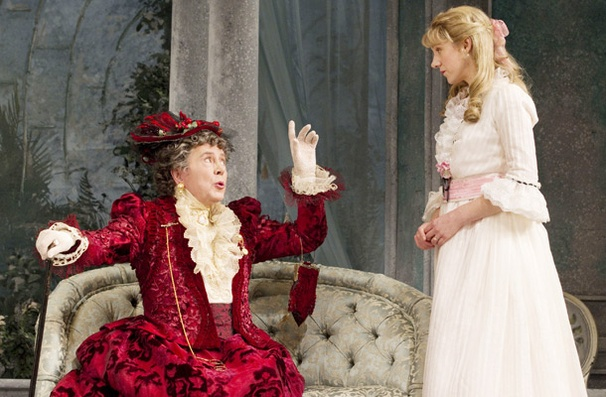 Show Photos - The Importance of Being Earnest - Brian Bedford - Charlotte Parry