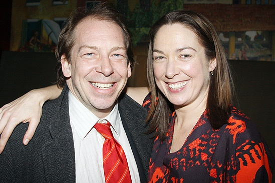 Desert Cities Opens – Elizabeth Marvel – Bill Camp