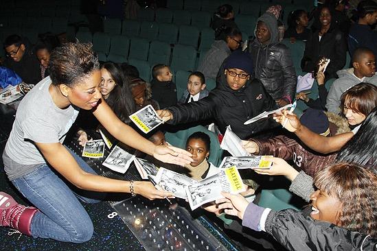 Memphis kids benefit – Montego Glover