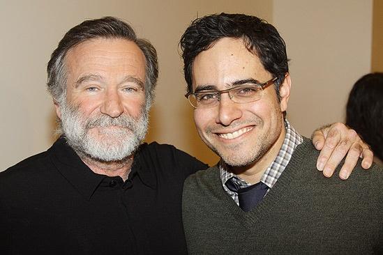 Tiger Meet – Robin Williams – Rajiv Joseph