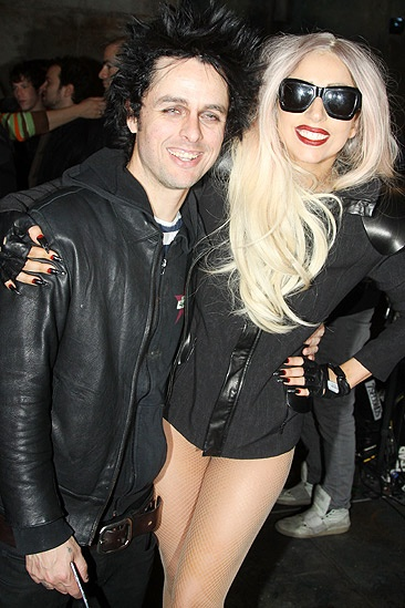 American Idiot Gaga – Billie Joe Armstrong – Lady Gaga