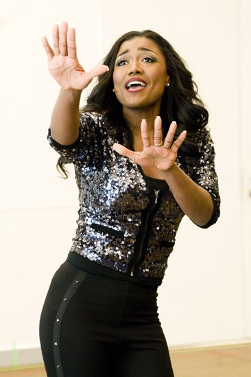 Sister Act Meet and Greet - Patina Miller –