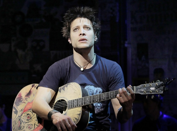 Show Photos - American Idiot - Justin Guarini