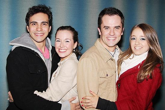 Mamma Mia Brazil Comes to Broadway – Rachel Rapani – Kiara Sasso – Andrezza Massei