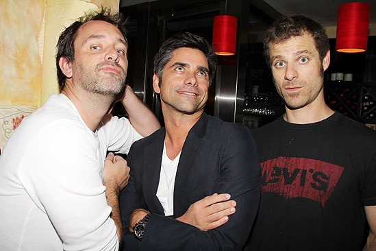 Mormon Stamos - Trey Parker  - John Stamos - Matt Stone