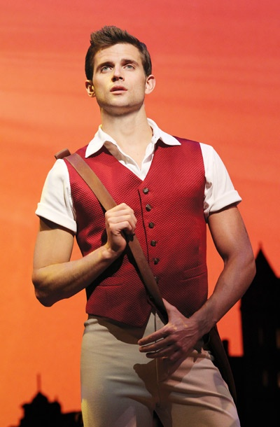 Show Photos - Wicked - Kyle Dean Massey