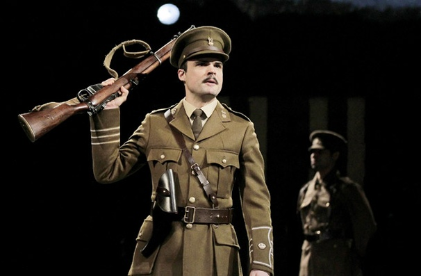 Show Photos - War Horse - Stephen Plunkett