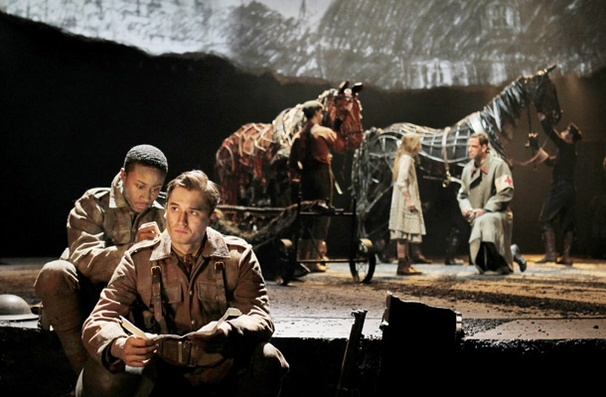 Show Photos - War Horse - David Pegram - Seth Numrick - Ariel Heller - Madeleine Rose Yen - Peter Hermann