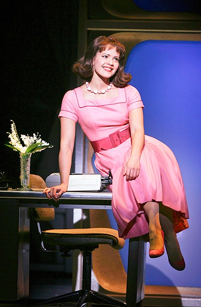 Show Photos - How to Succeed in Business - Daniel Radcliffe - Rose Hemingway