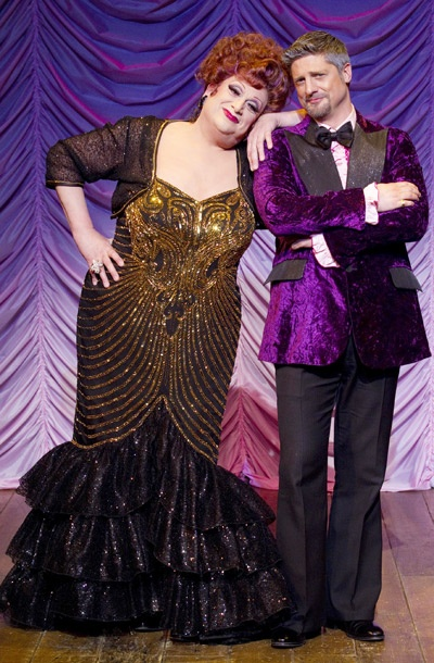 Show Photos - La Cage aux Folles - Harvey Fierstein - Christopher Sieber