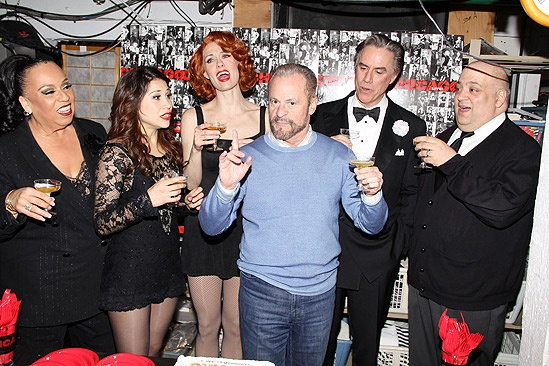 Chicago 5th longest - Roz Ryan – Bianca Marroquin – Leigh Zimmerman – Barry Weissler - Jeff McCarthy – Raymond Bokhour
