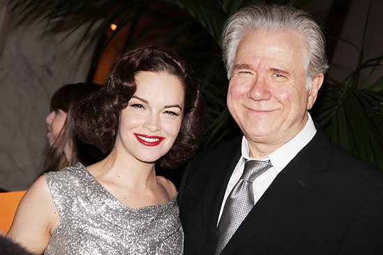 How to Succeed Opening Night – Tammy Blanchard – John Larroquette