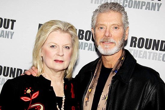 Anything Goes Opening Night – Kristina Walton – Stephen Lang
