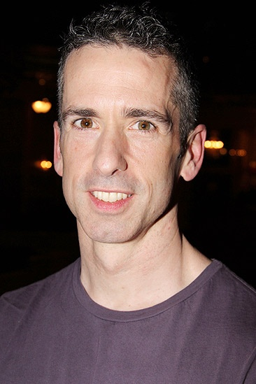 Dan Savage at Priscilla - Dan Savage
