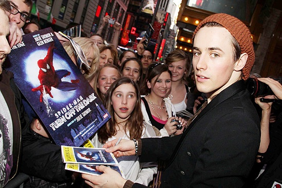 Spiderman final – Reeve Carney