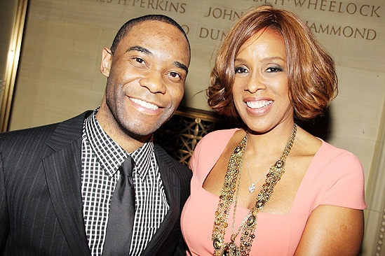 Sister Act Opening Night –  Demond Green – Gayle King