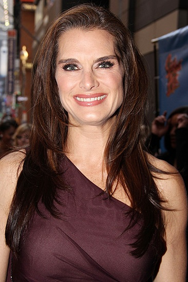 Sister Act Opening Night –  Brooke Shields