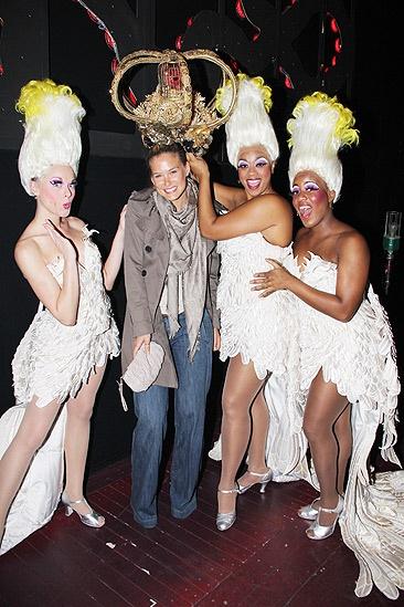 Priscila models – Ashley Spencer – Bar Refaeli – Jacqueline B. Arnold – Anastacia McCleskey