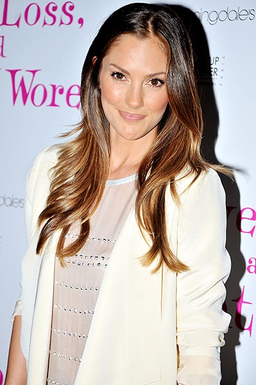 Love Loss  Minka Kelly