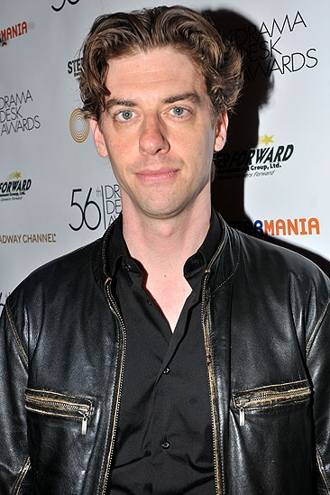 Drama Desk Awards Cocktail Reception  Christian Borle 