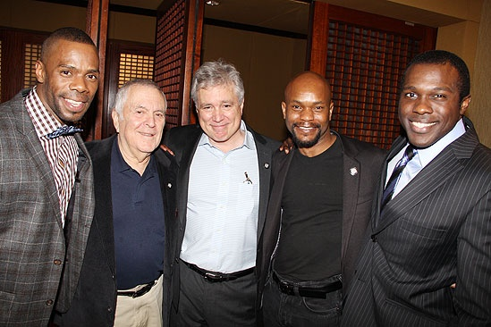 Tony Brunch – Colman Domingo – John Kander- David Thompson – Forrest McClendon – Joshua Henry