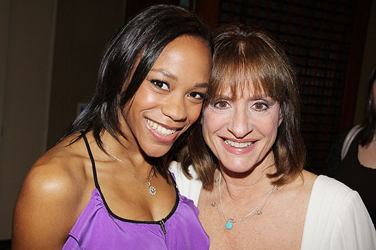 Tony brunch - Nikki M. James - Patti LuPone