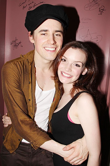 Spider-Man returns  Reeve Carney  Jennifer Damiano 3