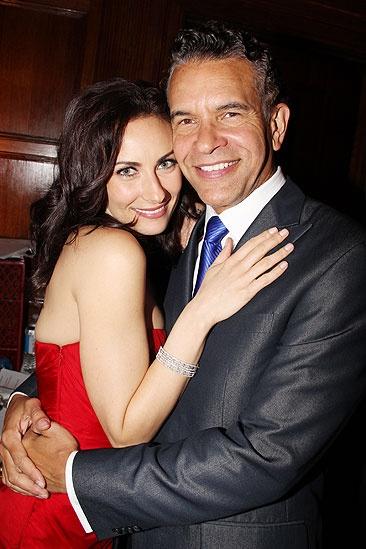 MTC 2011 Spring Gala – Laura Benanti – Brian Stokes Mitchell