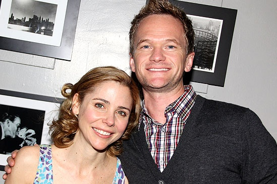Neil Patrick Harris at <i>Catch Me If You Can</i> - Kerry Butler – Neil Patrick Harris