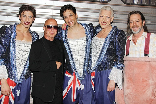 Shaffer Priscilla – Nick Adams – Paul Shaffer – Will Swenson – Tony Sheldon – C. David Johnson
