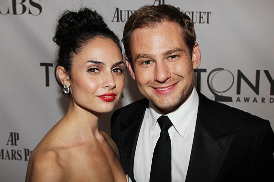 2011 Tony Awards Red Carpet – Chad Kimball - date
